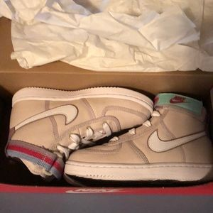NIKE VANDAL HIGH SUPREME in DESERT SAND ✨